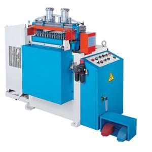 LH-16-AT Pneu.-Hydr. Mortising & Tenoning machine