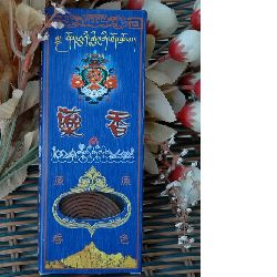 Tibetan herb and medicine incense powder, stick, coil and cone