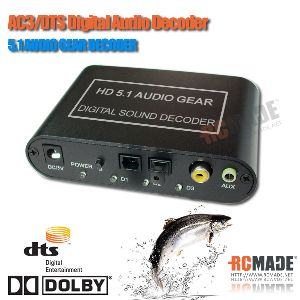 AC3/Dts Digital Audio Decoder