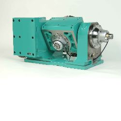 CNC Rotary Table ( Dual lead Worm Gear System )