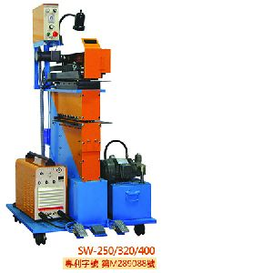 Coil Joint Welding Machine