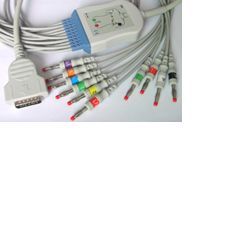 medical equipment,MAC500 one-piece EKG cable
