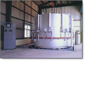 BELL TYPE ANNEALING FURNACES OIL,